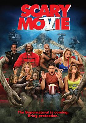 SCARY MOVIE 5 BY TISDALE,ASHLEY (DVD)