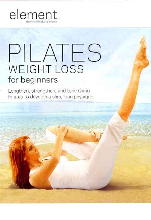 ELEMENT:PILATES WEIGHT LOSS FOR BEGIN BY SILER,BROOKE (DVD)